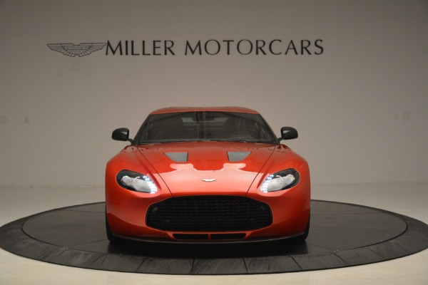 Used 2013 Aston Martin V12 Zagato Coupe for sale Sold at Rolls-Royce Motor Cars Greenwich in Greenwich CT 06830 8