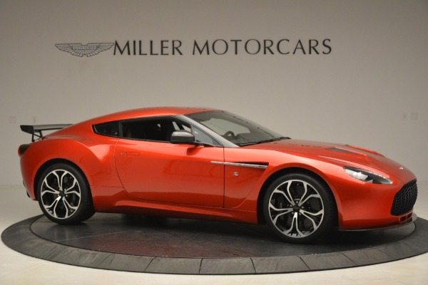 Used 2013 Aston Martin V12 Zagato Coupe for sale Sold at Rolls-Royce Motor Cars Greenwich in Greenwich CT 06830 9