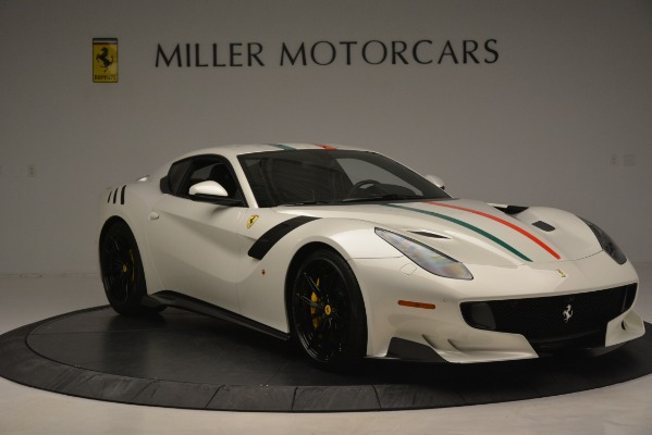 Used 2017 Ferrari F12tdf for sale Sold at Rolls-Royce Motor Cars Greenwich in Greenwich CT 06830 11