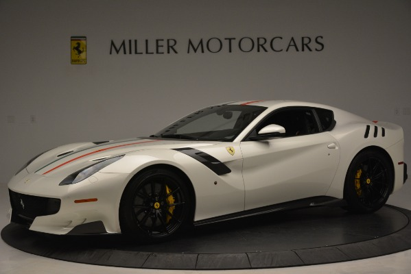 Used 2017 Ferrari F12tdf for sale Sold at Rolls-Royce Motor Cars Greenwich in Greenwich CT 06830 2