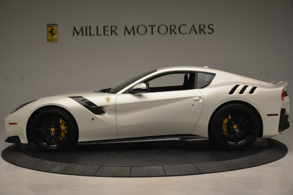 Used 2017 Ferrari F12tdf for sale Sold at Rolls-Royce Motor Cars Greenwich in Greenwich CT 06830 3