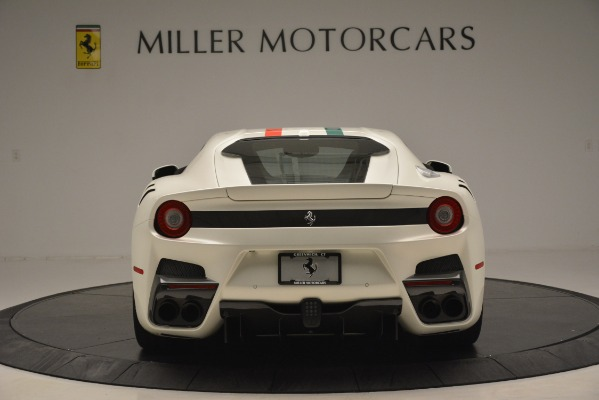 Used 2017 Ferrari F12tdf for sale Sold at Rolls-Royce Motor Cars Greenwich in Greenwich CT 06830 6