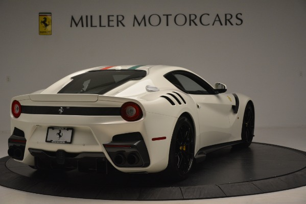 Used 2017 Ferrari F12tdf for sale Sold at Rolls-Royce Motor Cars Greenwich in Greenwich CT 06830 7