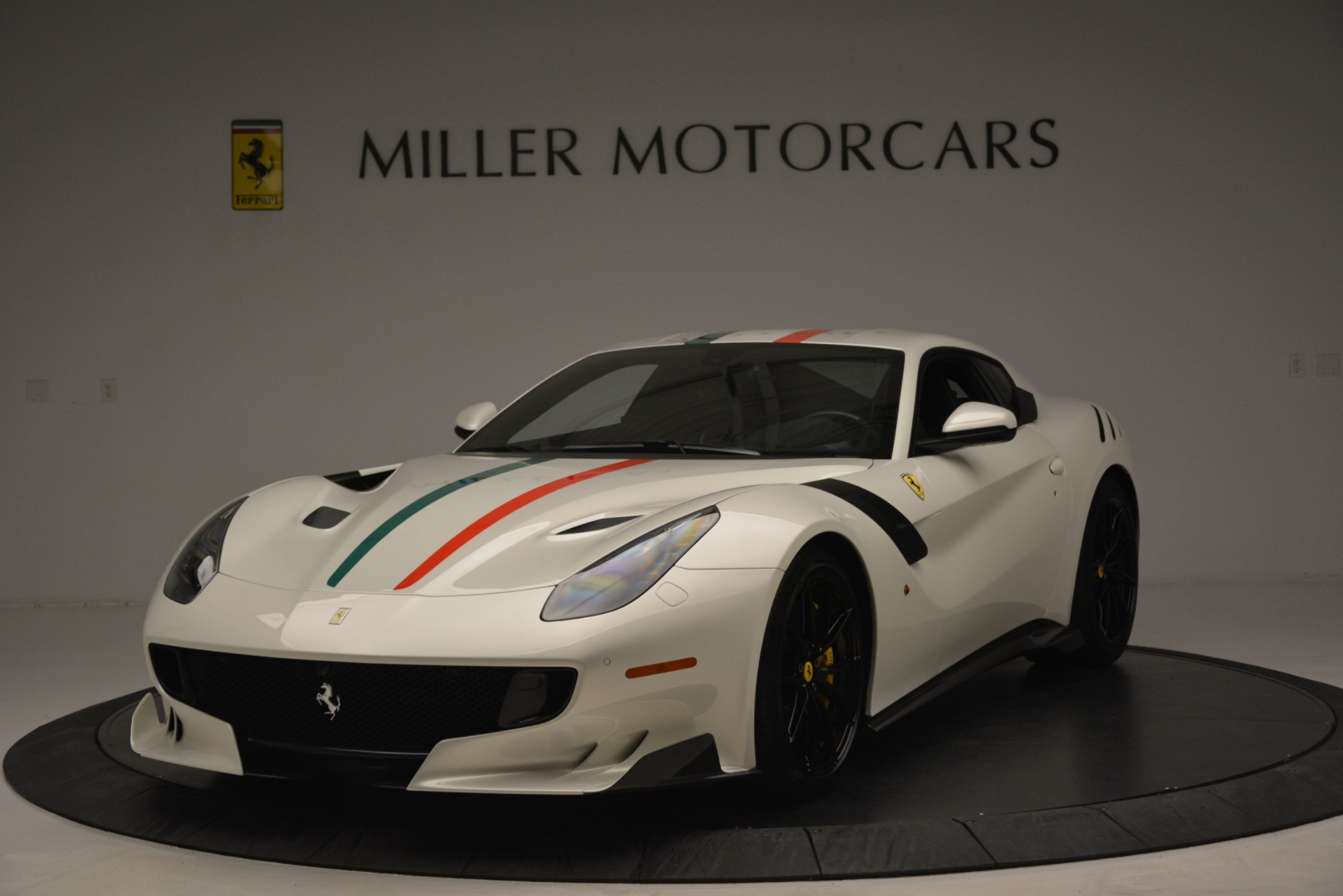 Used 2017 Ferrari F12tdf for sale Sold at Rolls-Royce Motor Cars Greenwich in Greenwich CT 06830 1