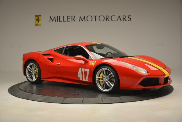 Used 2018 Ferrari 488 GTB for sale Sold at Rolls-Royce Motor Cars Greenwich in Greenwich CT 06830 10