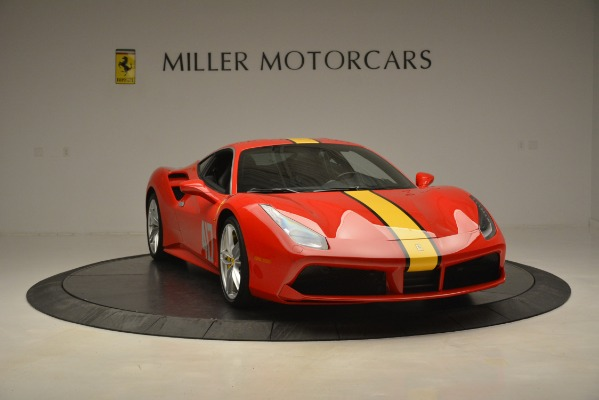 Used 2018 Ferrari 488 GTB for sale Sold at Rolls-Royce Motor Cars Greenwich in Greenwich CT 06830 11