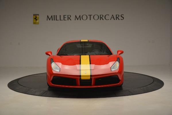 Used 2018 Ferrari 488 GTB for sale Sold at Rolls-Royce Motor Cars Greenwich in Greenwich CT 06830 12