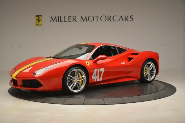 Used 2018 Ferrari 488 GTB for sale Sold at Rolls-Royce Motor Cars Greenwich in Greenwich CT 06830 2