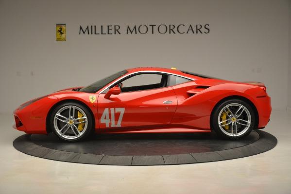 Used 2018 Ferrari 488 GTB for sale Sold at Rolls-Royce Motor Cars Greenwich in Greenwich CT 06830 3