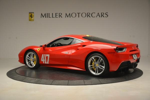 Used 2018 Ferrari 488 GTB for sale Sold at Rolls-Royce Motor Cars Greenwich in Greenwich CT 06830 4