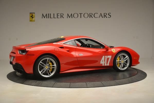 Used 2018 Ferrari 488 GTB for sale Sold at Rolls-Royce Motor Cars Greenwich in Greenwich CT 06830 8