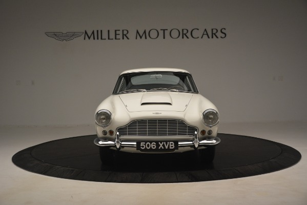 Used 1961 Aston Martin DB4 Series IV Coupe for sale $625,900 at Rolls-Royce Motor Cars Greenwich in Greenwich CT 06830 12
