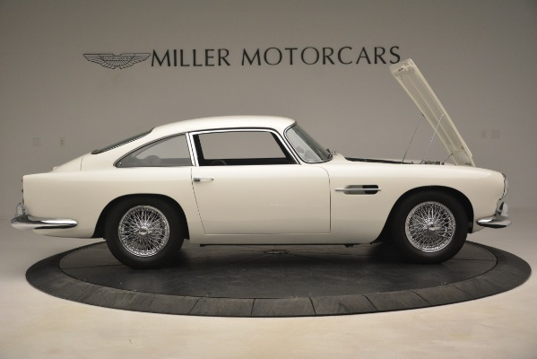 Used 1961 Aston Martin DB4 Series IV Coupe for sale $625,900 at Rolls-Royce Motor Cars Greenwich in Greenwich CT 06830 19