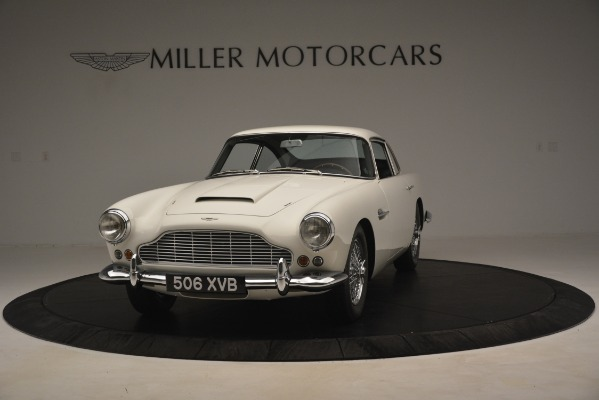 Used 1961 Aston Martin DB4 Series IV Coupe for sale $625,900 at Rolls-Royce Motor Cars Greenwich in Greenwich CT 06830 2
