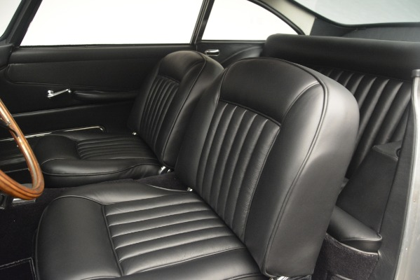 Used 1961 Aston Martin DB4 Series IV Coupe for sale $625,900 at Rolls-Royce Motor Cars Greenwich in Greenwich CT 06830 22