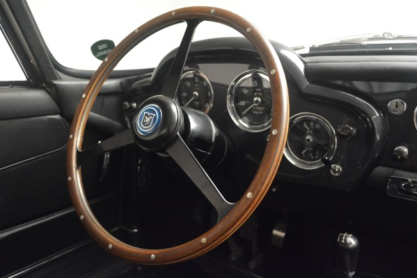 Used 1961 Aston Martin DB4 Series IV Coupe for sale $625,900 at Rolls-Royce Motor Cars Greenwich in Greenwich CT 06830 27