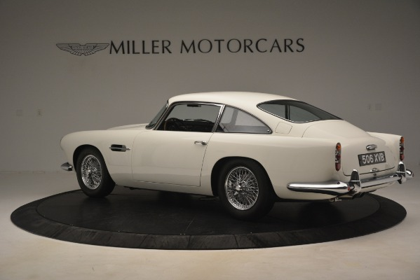 Used 1961 Aston Martin DB4 Series IV Coupe for sale $625,900 at Rolls-Royce Motor Cars Greenwich in Greenwich CT 06830 4