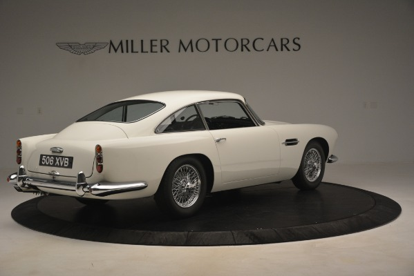 Used 1961 Aston Martin DB4 Series IV Coupe for sale $625,900 at Rolls-Royce Motor Cars Greenwich in Greenwich CT 06830 8