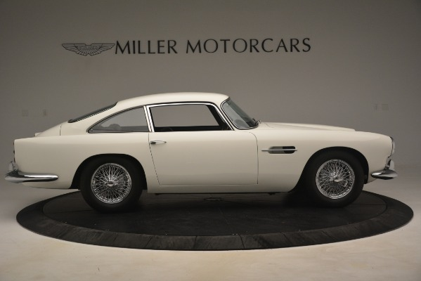 Used 1961 Aston Martin DB4 Series IV Coupe for sale $625,900 at Rolls-Royce Motor Cars Greenwich in Greenwich CT 06830 9