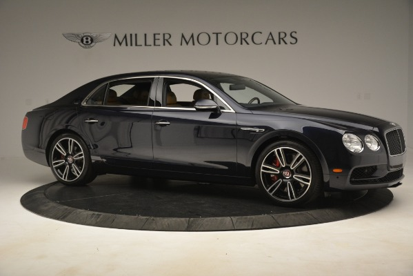 Used 2017 Bentley Flying Spur V8 S for sale Sold at Rolls-Royce Motor Cars Greenwich in Greenwich CT 06830 10
