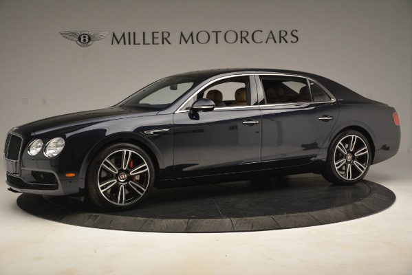 Used 2017 Bentley Flying Spur V8 S for sale Sold at Rolls-Royce Motor Cars Greenwich in Greenwich CT 06830 2
