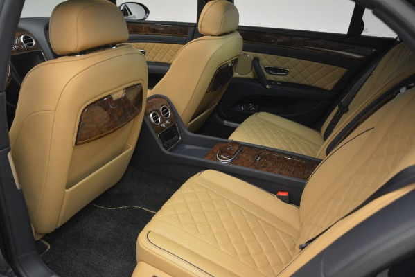Used 2017 Bentley Flying Spur V8 S for sale Sold at Rolls-Royce Motor Cars Greenwich in Greenwich CT 06830 21