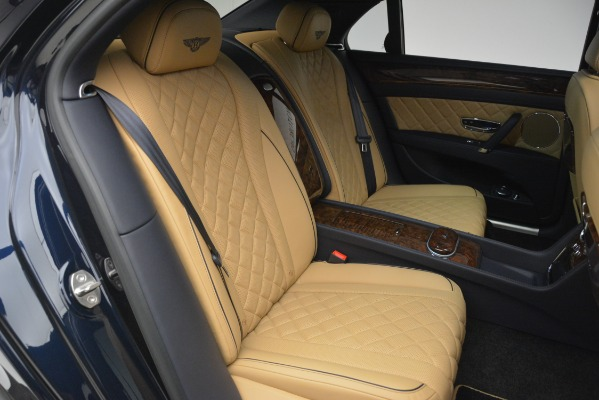 Used 2017 Bentley Flying Spur V8 S for sale Sold at Rolls-Royce Motor Cars Greenwich in Greenwich CT 06830 24