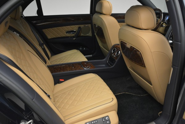 Used 2017 Bentley Flying Spur V8 S for sale Sold at Rolls-Royce Motor Cars Greenwich in Greenwich CT 06830 25
