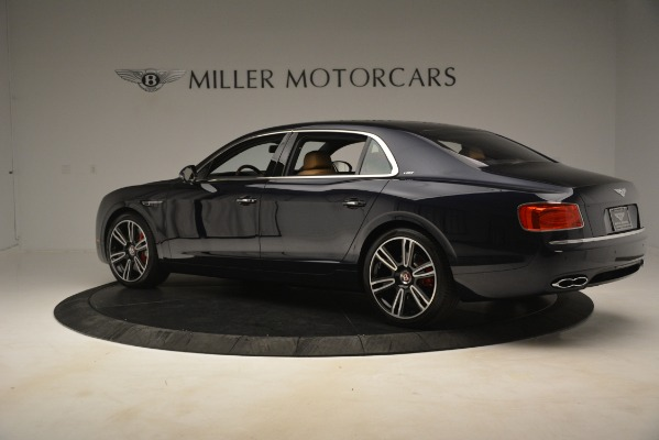 Used 2017 Bentley Flying Spur V8 S for sale Sold at Rolls-Royce Motor Cars Greenwich in Greenwich CT 06830 4
