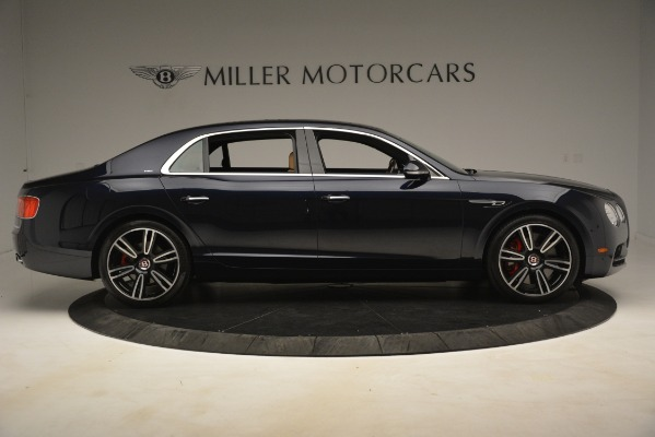 Used 2017 Bentley Flying Spur V8 S for sale Sold at Rolls-Royce Motor Cars Greenwich in Greenwich CT 06830 9