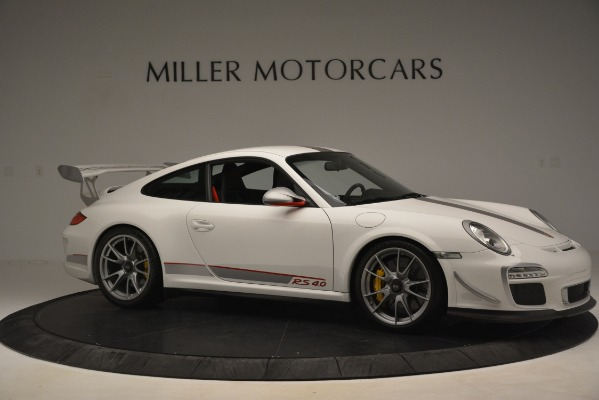Used 2011 Porsche 911 GT3 RS 4.0 for sale Sold at Rolls-Royce Motor Cars Greenwich in Greenwich CT 06830 11