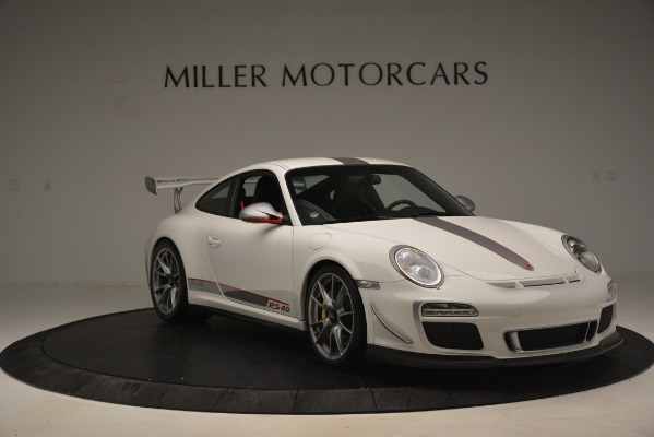 Used 2011 Porsche 911 GT3 RS 4.0 for sale Sold at Rolls-Royce Motor Cars Greenwich in Greenwich CT 06830 12