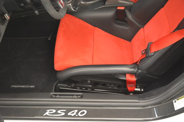 Used 2011 Porsche 911 GT3 RS 4.0 for sale Sold at Rolls-Royce Motor Cars Greenwich in Greenwich CT 06830 16