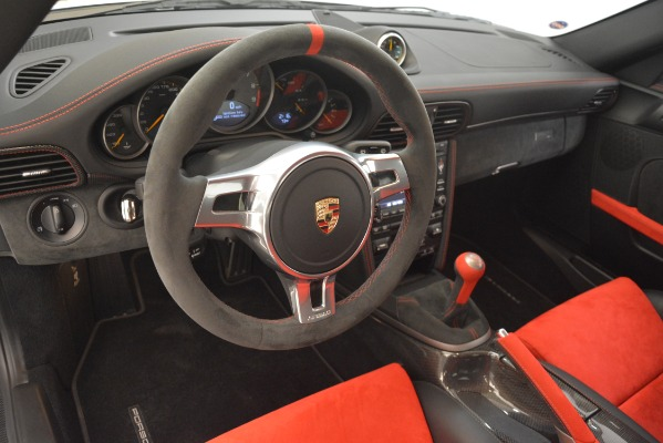 Used 2011 Porsche 911 GT3 RS 4.0 for sale Sold at Rolls-Royce Motor Cars Greenwich in Greenwich CT 06830 17