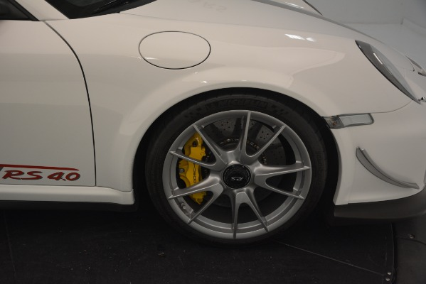 Used 2011 Porsche 911 GT3 RS 4.0 for sale Sold at Rolls-Royce Motor Cars Greenwich in Greenwich CT 06830 25