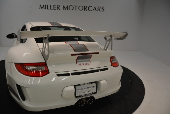 Used 2011 Porsche 911 GT3 RS 4.0 for sale Sold at Rolls-Royce Motor Cars Greenwich in Greenwich CT 06830 26