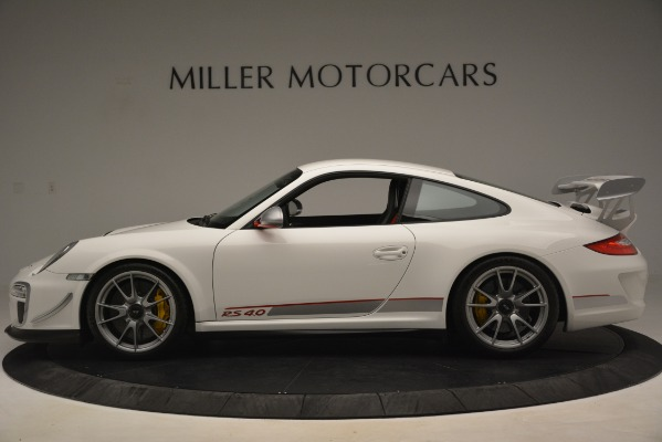 Used 2011 Porsche 911 GT3 RS 4.0 for sale Sold at Rolls-Royce Motor Cars Greenwich in Greenwich CT 06830 3