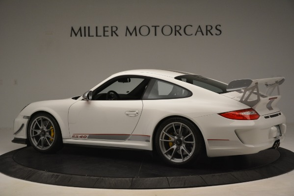 Used 2011 Porsche 911 GT3 RS 4.0 for sale Sold at Rolls-Royce Motor Cars Greenwich in Greenwich CT 06830 4