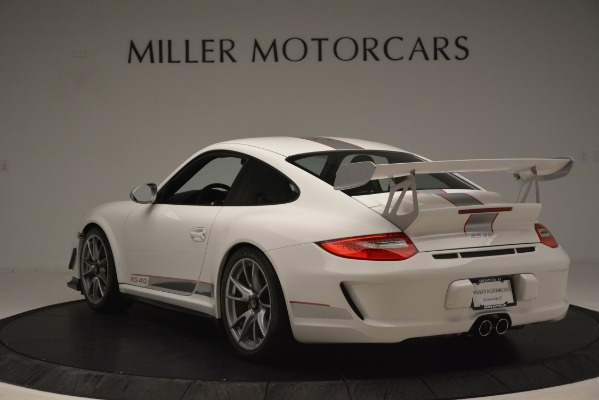Used 2011 Porsche 911 GT3 RS 4.0 for sale Sold at Rolls-Royce Motor Cars Greenwich in Greenwich CT 06830 5