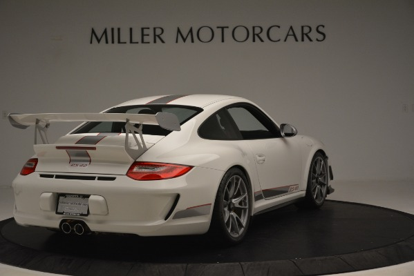 Used 2011 Porsche 911 GT3 RS 4.0 for sale Sold at Rolls-Royce Motor Cars Greenwich in Greenwich CT 06830 8