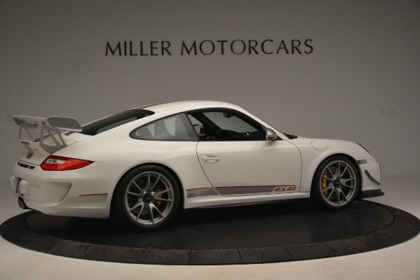 Used 2011 Porsche 911 GT3 RS 4.0 for sale Sold at Rolls-Royce Motor Cars Greenwich in Greenwich CT 06830 9