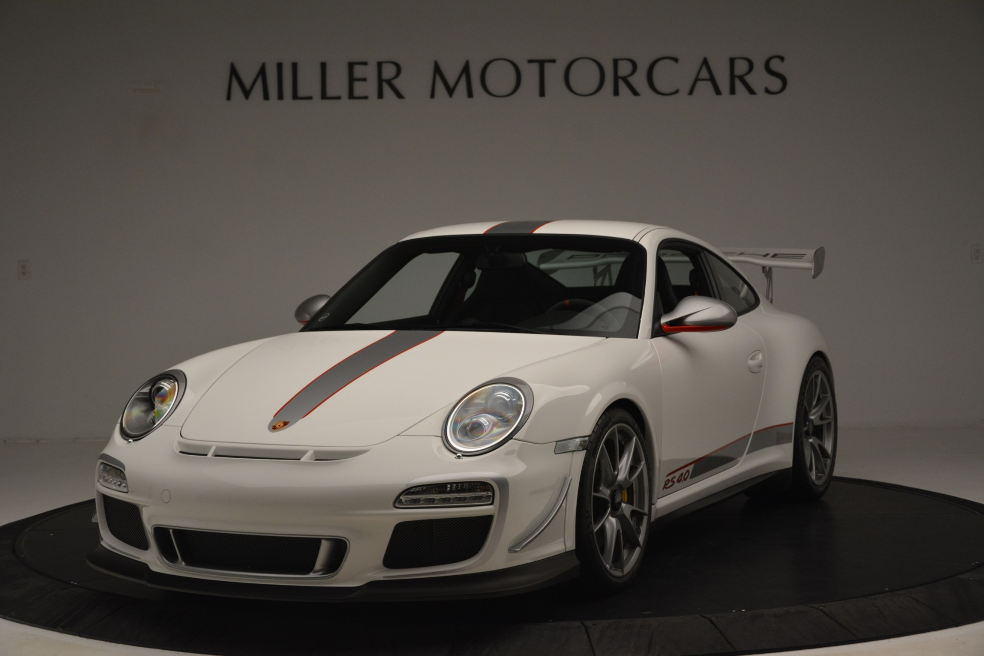 Used 2011 Porsche 911 GT3 RS 4.0 for sale Sold at Rolls-Royce Motor Cars Greenwich in Greenwich CT 06830 1