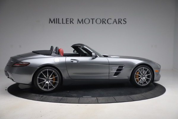 Used 2012 Mercedes-Benz SLS AMG for sale Sold at Rolls-Royce Motor Cars Greenwich in Greenwich CT 06830 12
