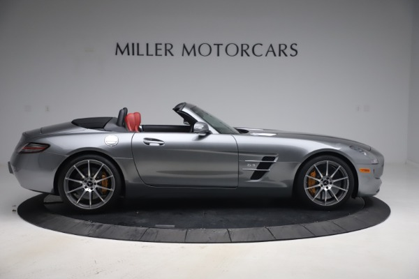 Used 2012 Mercedes-Benz SLS AMG for sale Sold at Rolls-Royce Motor Cars Greenwich in Greenwich CT 06830 13