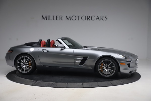 Used 2012 Mercedes-Benz SLS AMG for sale Sold at Rolls-Royce Motor Cars Greenwich in Greenwich CT 06830 14