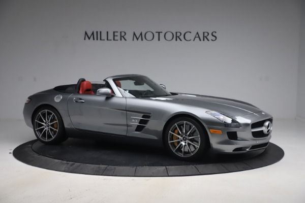 Used 2012 Mercedes-Benz SLS AMG for sale Sold at Rolls-Royce Motor Cars Greenwich in Greenwich CT 06830 15