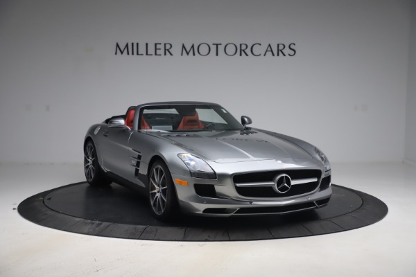 Used 2012 Mercedes-Benz SLS AMG for sale Sold at Rolls-Royce Motor Cars Greenwich in Greenwich CT 06830 17