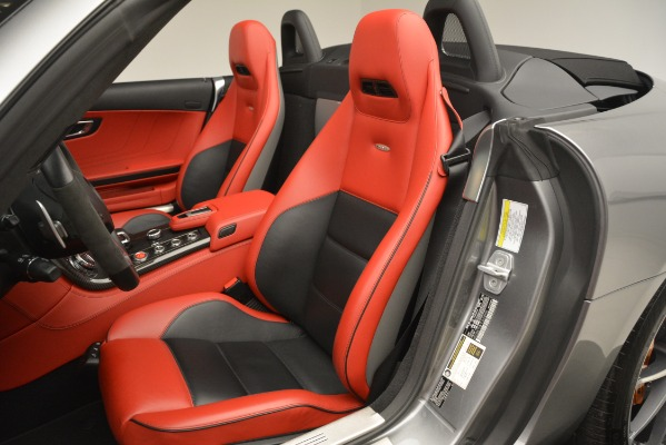 Used 2012 Mercedes-Benz SLS AMG for sale Sold at Rolls-Royce Motor Cars Greenwich in Greenwich CT 06830 21