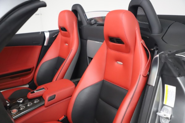 Used 2012 Mercedes-Benz SLS AMG for sale Sold at Rolls-Royce Motor Cars Greenwich in Greenwich CT 06830 22