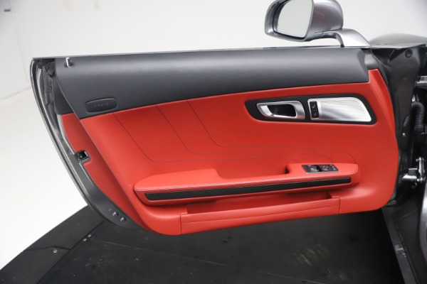 Used 2012 Mercedes-Benz SLS AMG for sale Sold at Rolls-Royce Motor Cars Greenwich in Greenwich CT 06830 25